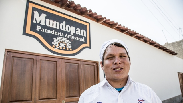 Panadería Mundo Pan, nueva subvención del Ayto. de Alcobendas