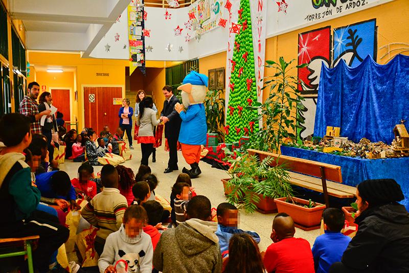 Diferentes Proyectos Solidarios en Navidad