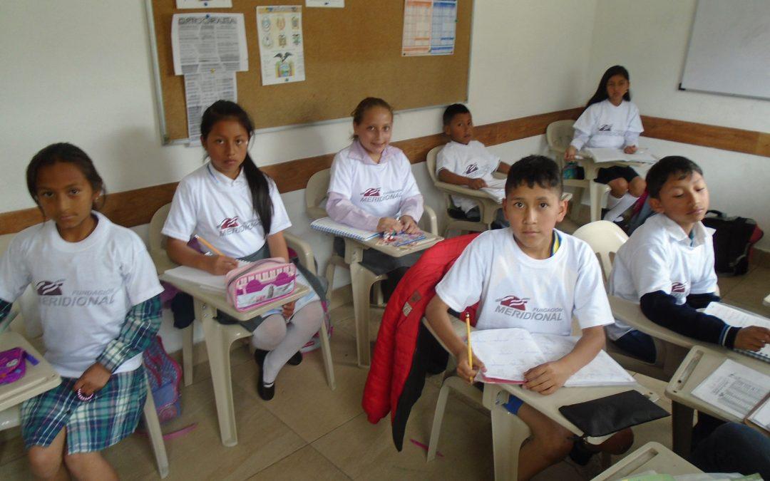 Centro Meridional Ecuador – Programa PAEFIM
