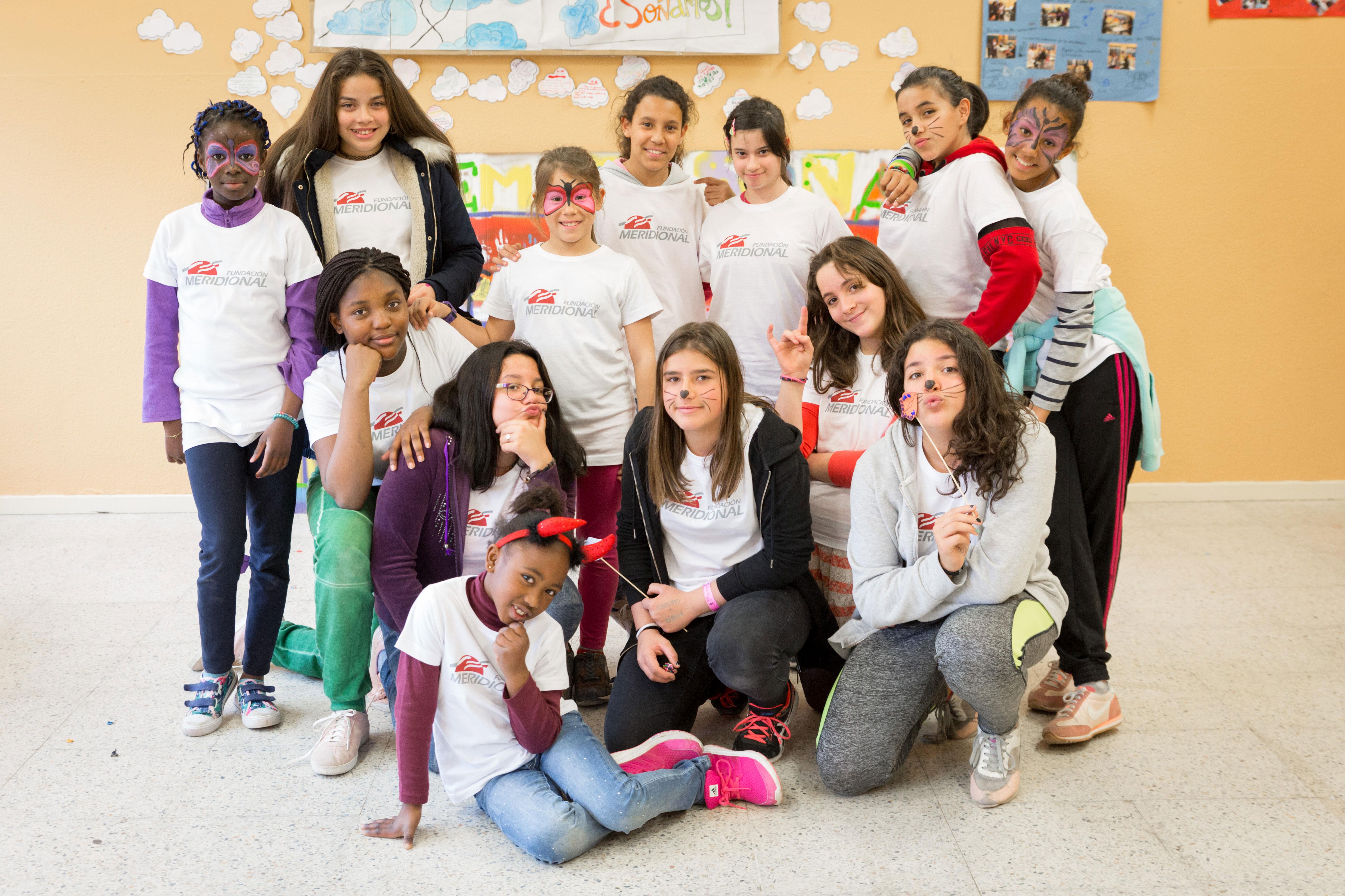 Comedores Escolares en Madrid - Fundación Meridional