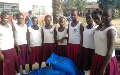 Proyectos en SIERRA LEONA